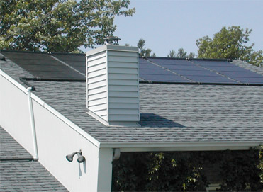 residential solar panel instalation 4