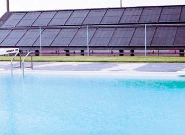 R alisations technosolis chauffe eau for Chauffe eau solaire pour piscine hors terre